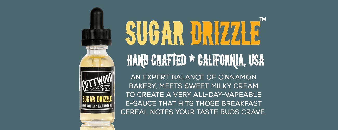 Sugar Drizzle (CuttWood)