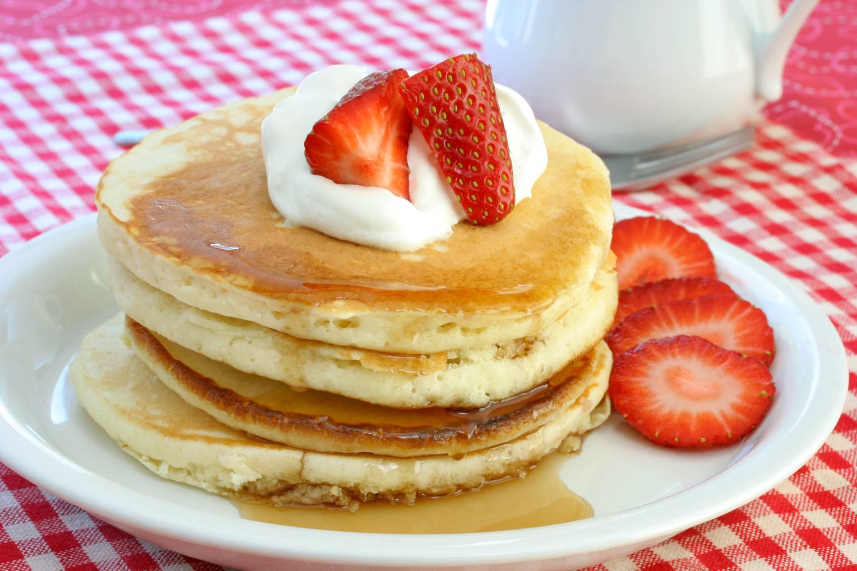Pancake Man (Vape Breakfast Classics)