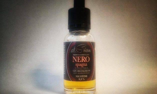 Nero Spagna (Art&Science)