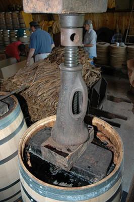 perique-tobacco-barrel