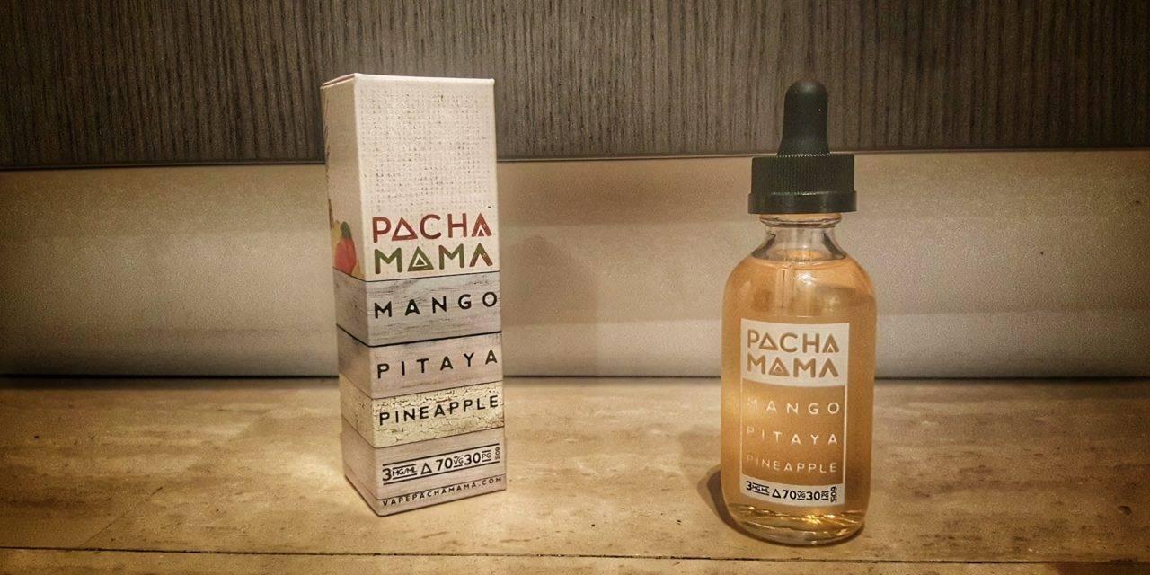 Mango Pitaya Pineapple (Charlie's Chalk Dust E Juice)