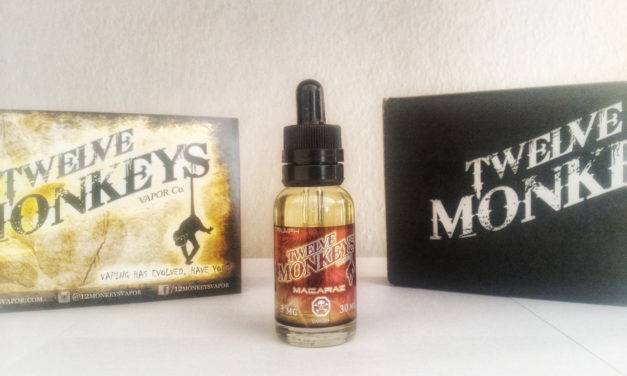 MacaRaz – linea Triumph (Twelve Monkeys Vapor)