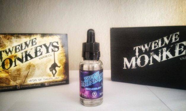 Bonogurt (Twelve Monkeys Vapor)