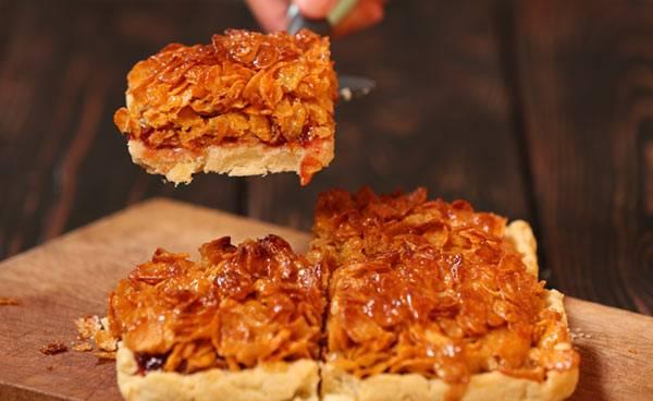 Bread Pudding Using Cake