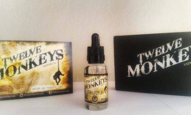 Tropika (Twelve Monkeys Vapor)
