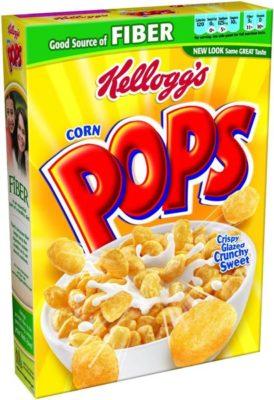 corn pops cereal