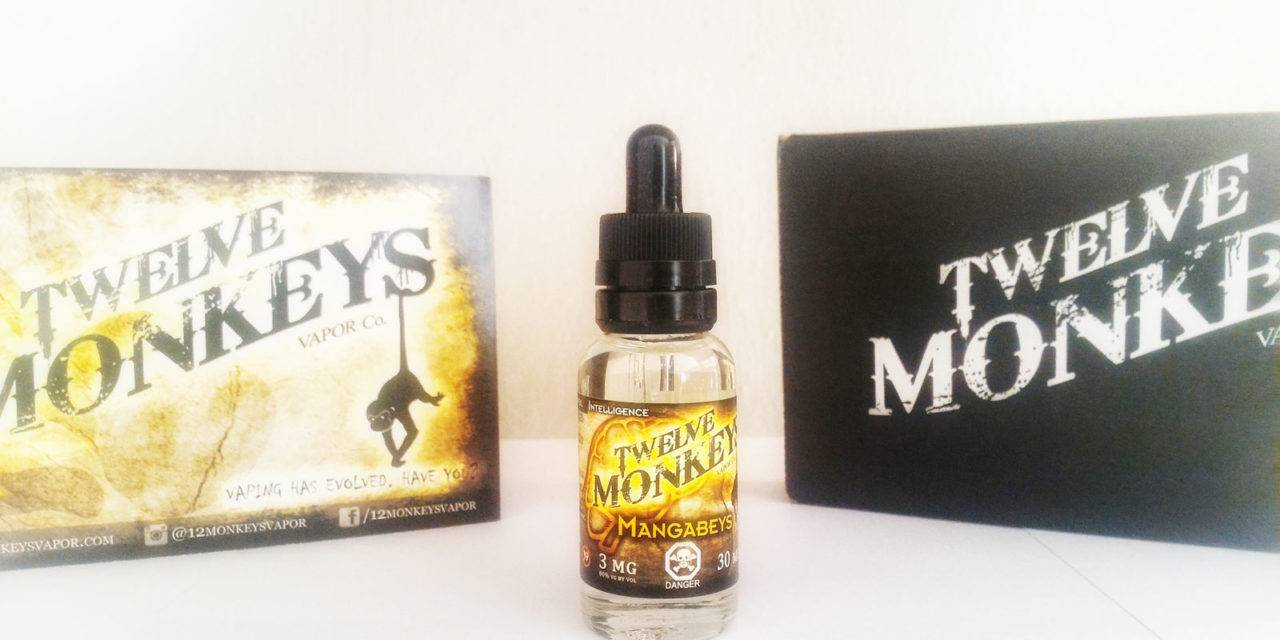 Mangabeys (Twelve Monkeys Vapor)