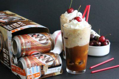 Cherry Vanilla Root Beer Float 3
