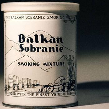 balkan sobranie tobacco