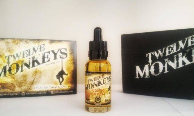 Congo Cream (Twelve Monkeys Vapor)