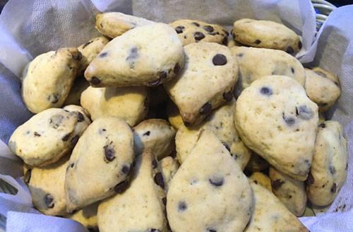 biscotto gocciole