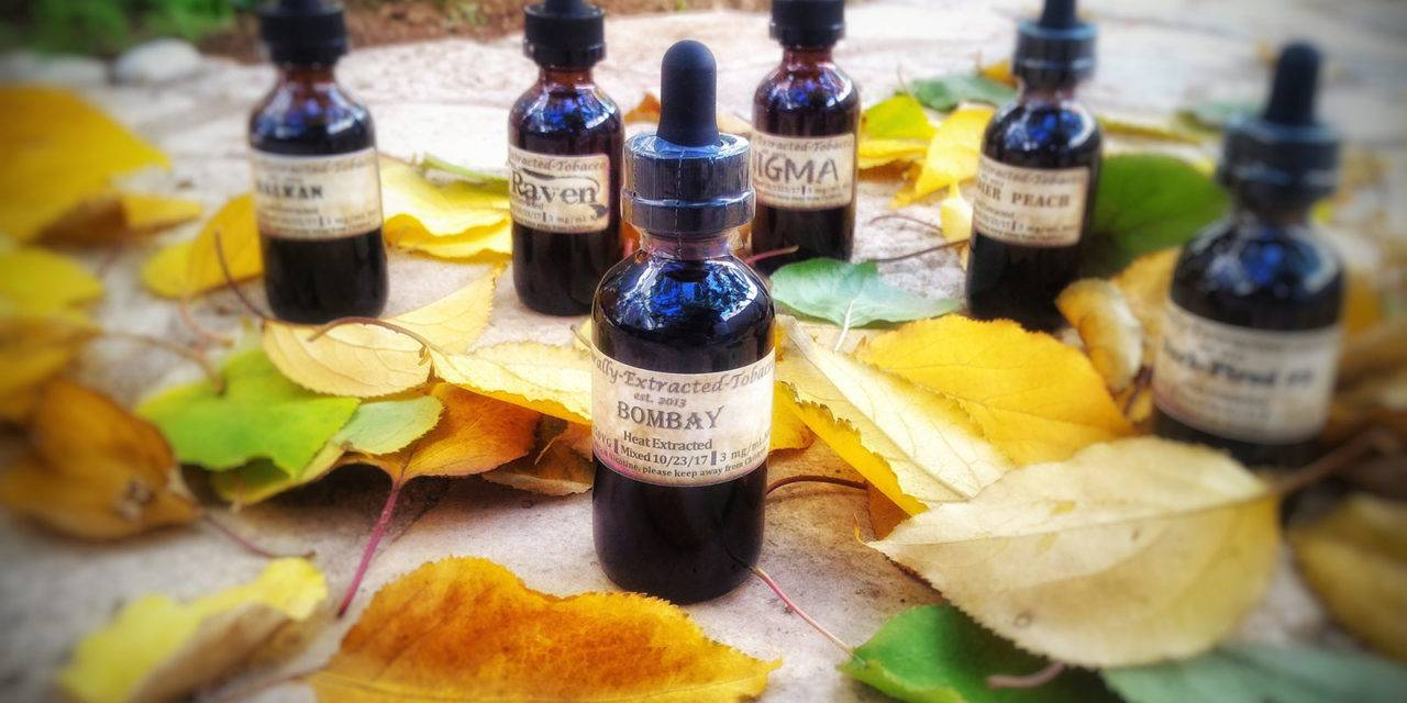 Bombay (Naturally Extracted Tobacco)