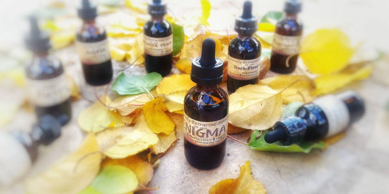 Enigma (Naturally Extracted Tobacco)