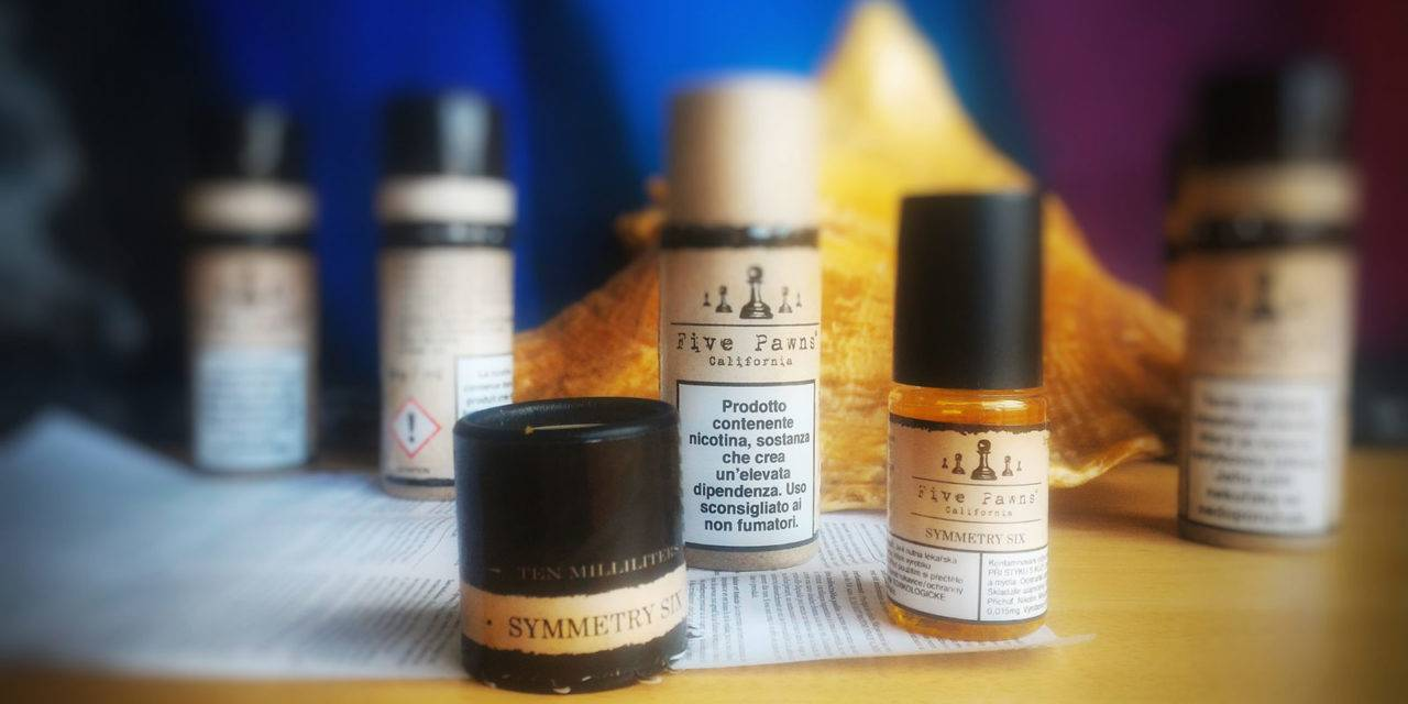 Simmetry Six (Five Pawns)