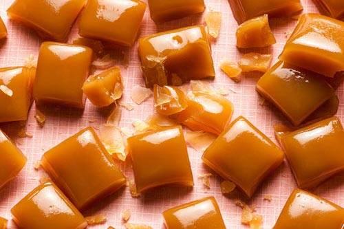 Butterscoth honey