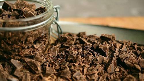 scaglie cioccolato