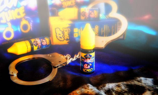 Rosco – Cop Juice (Eliquid France)