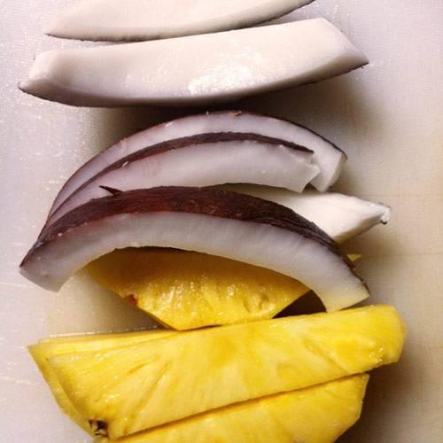 ananas cocco