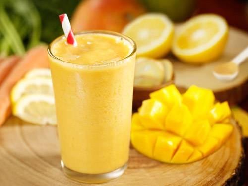 Mango orange juice