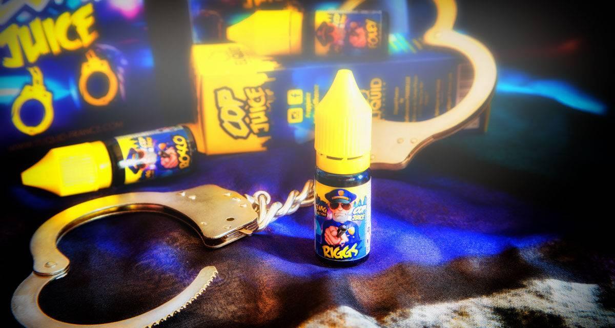 Riggs – Cop Juice (Eliquid France)