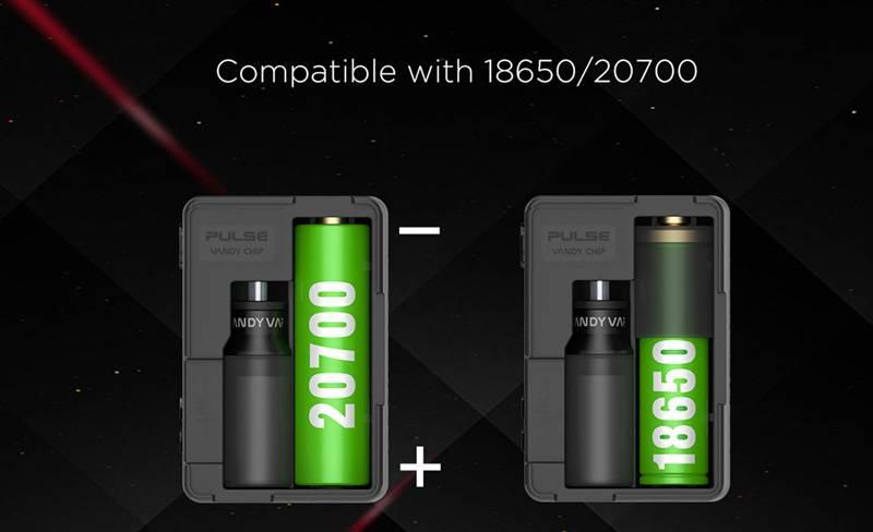 pulse BF 80W battery