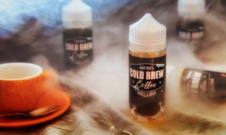 Vanilla Bean (Nitro's Cold Brew Coffee)