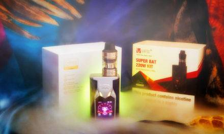 Super bat 220W Kit (Vaptio)