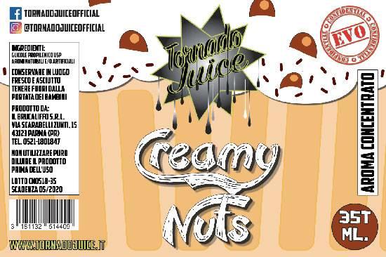 Creamy Nuts TornadoJuice