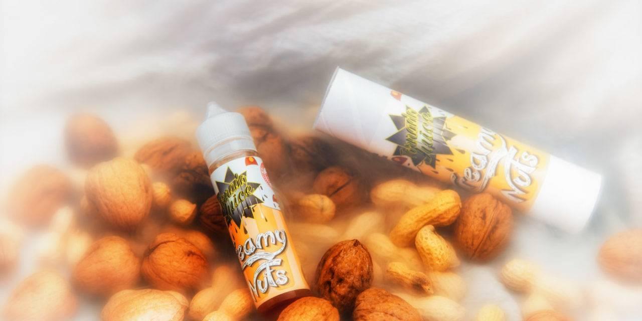 Creamy Nuts (Tornado Juice)