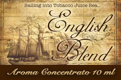 english blend 10 ml