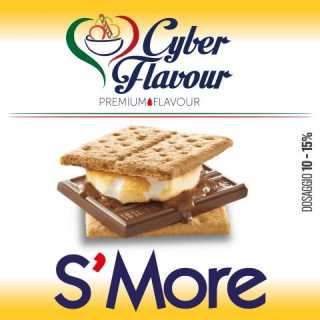cyber flavour aroma s more