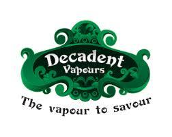 decadent vapours logo
