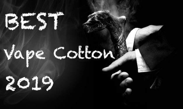 I migliori Vape Cotton 2019