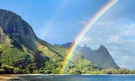 Over the Rainbow (Vaponaute)