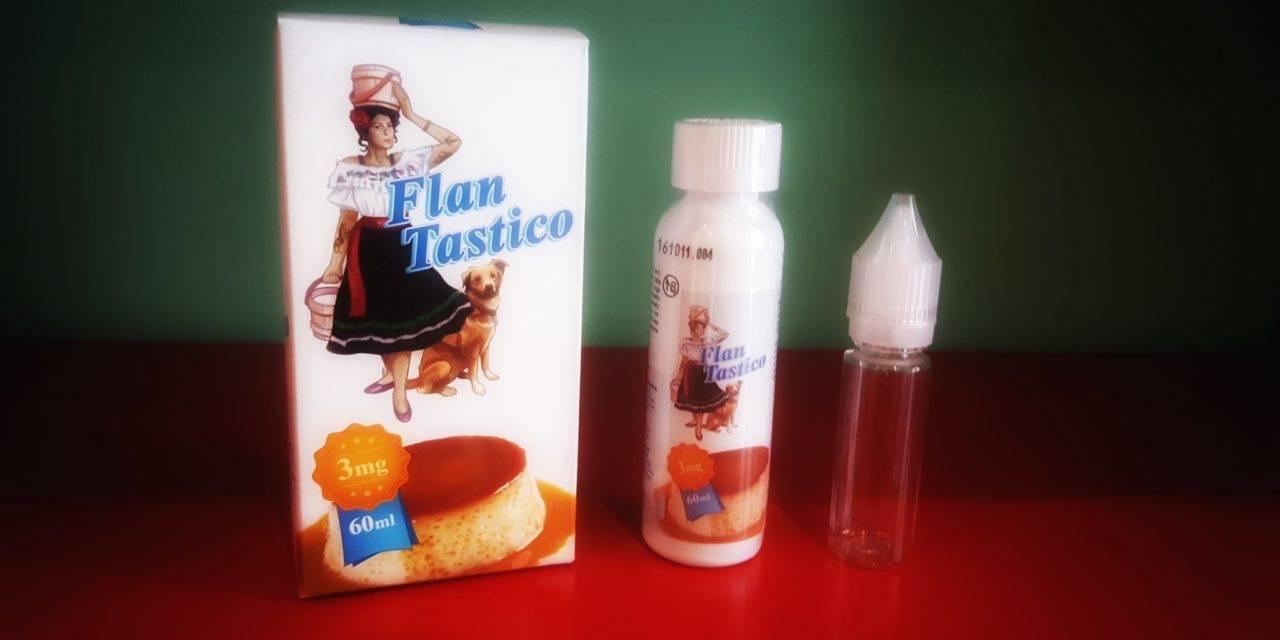 FlanTastico (Saveur Vape)