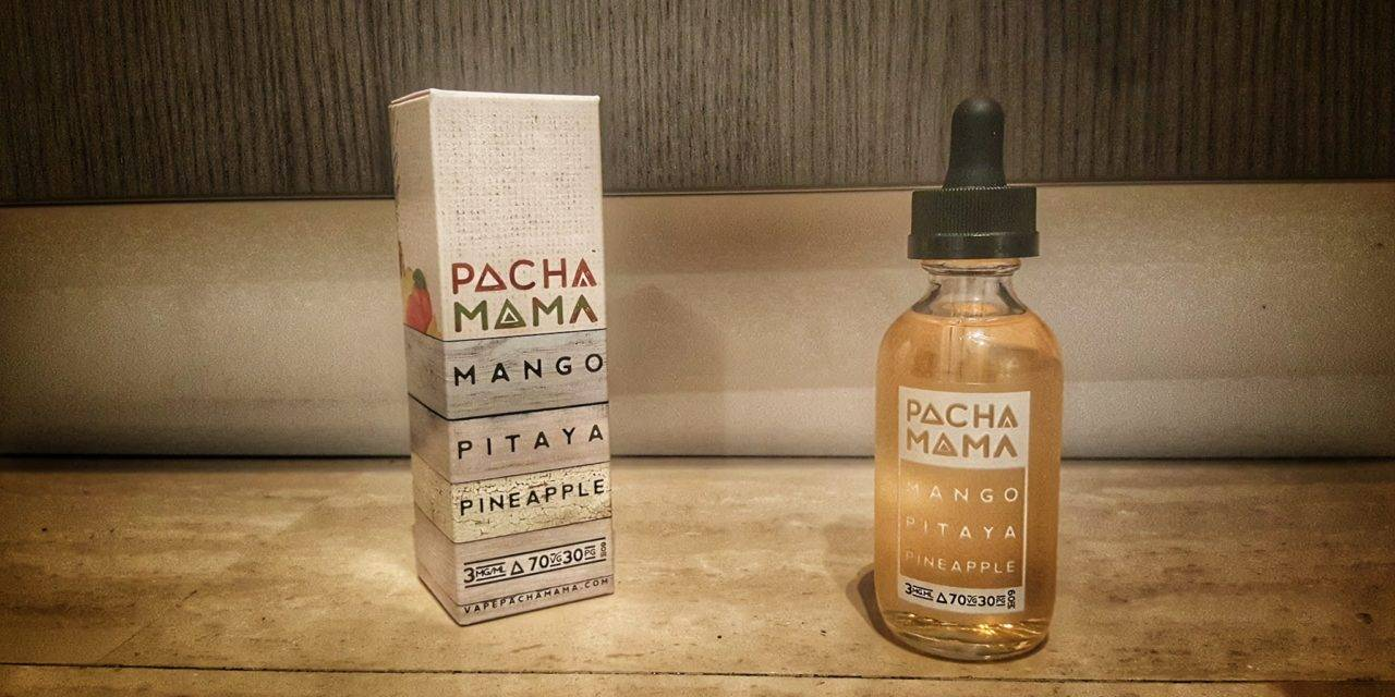 Mango Pitaya Pineapple (Charlie's Chalk Dust E Juice)
