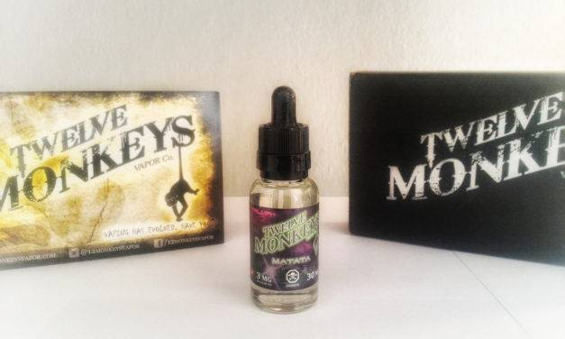 Matata (Twelve Monkeys Vapor)