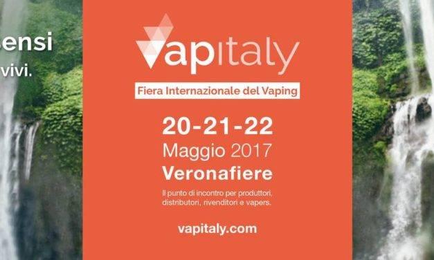 Vapitaly 2017 la prima fiera TPD ready