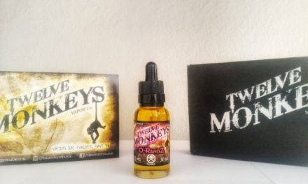 O-rangZ (Twelve Monkeys Vapor)