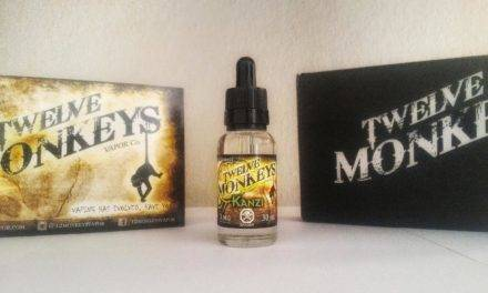 Kanzi (Twelve Monkeys Vapor)