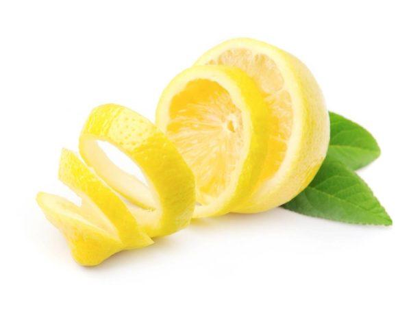 Limone con scorza