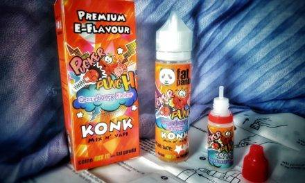 Crazzberry Kicker – Pucker Punch (Can Konk)