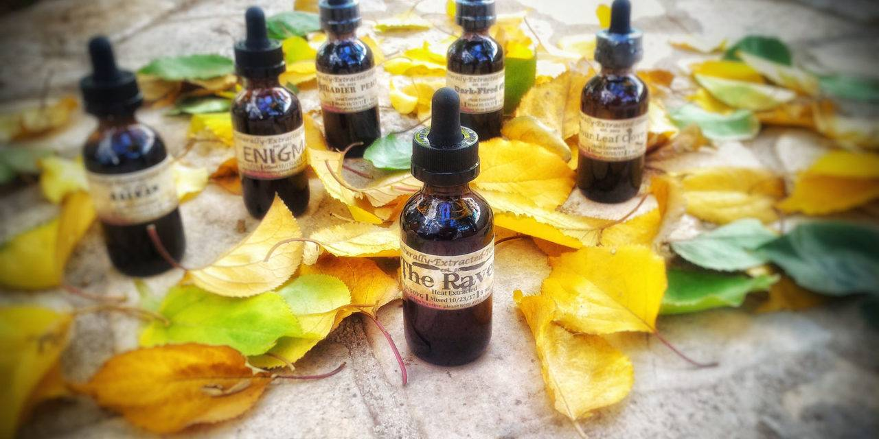 The Raven (Naturally Extracted Tobacco)