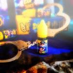 Rosco - Cop Juice (Eliquid France)