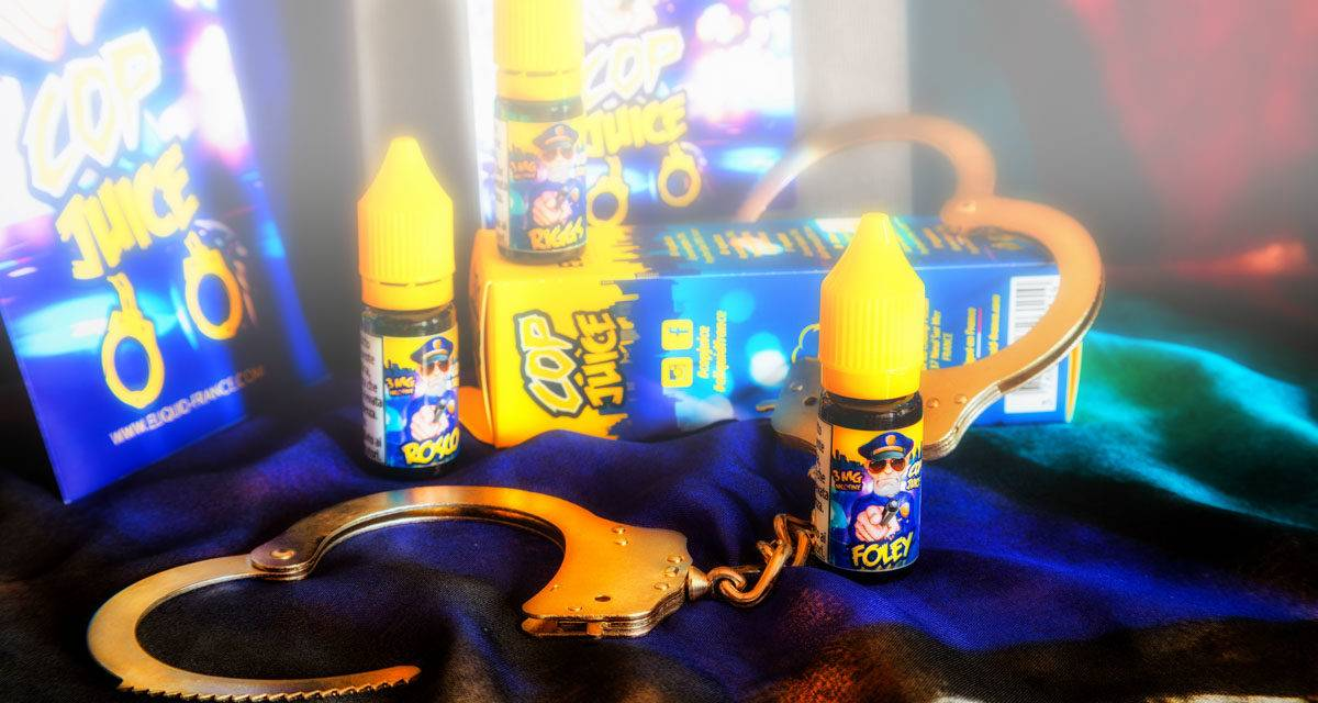 Foley – Cop Juice (Eliquid France)
