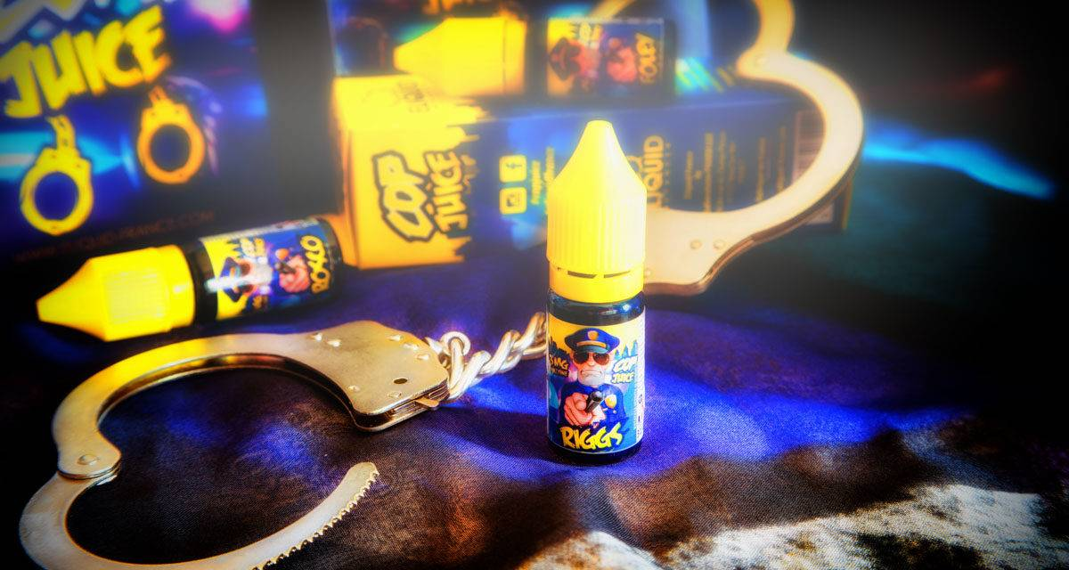 Riggs – Cop Juice (Eliquid France)