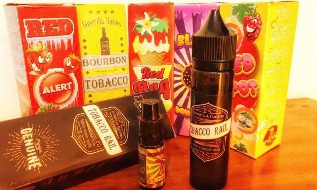 Tobacco Rail (Guerrilla Flavors)