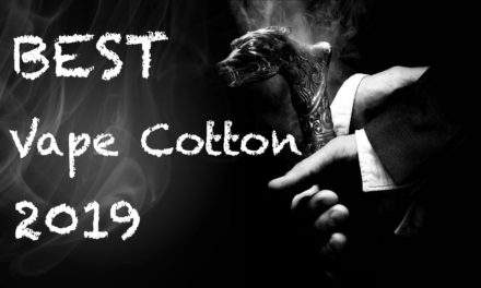 Best Vape Cotton 2019
