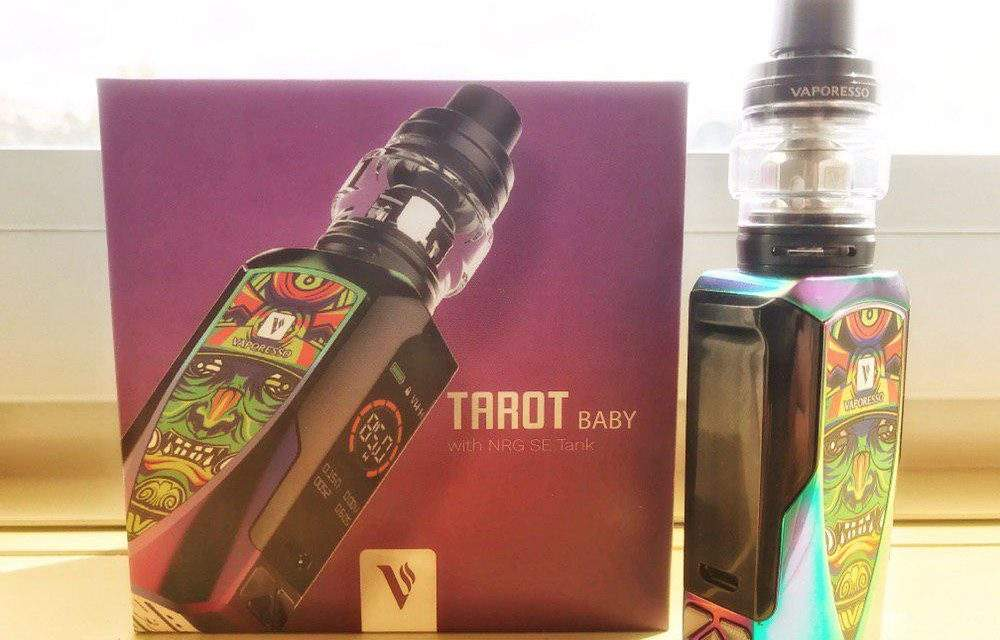 Tarot Baby con NRG SE tank (Vaporesso)