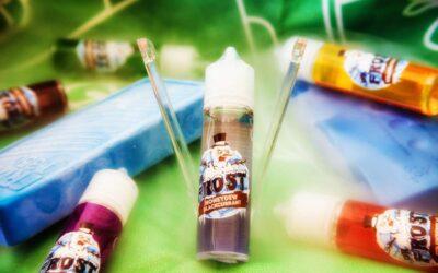 Honeydew Blackcurrant (Dr. Frost E-liquid)